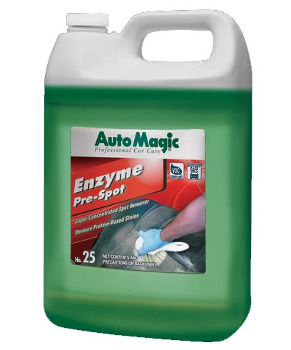 auto magic enzyme pre spot stain remover | detailnet