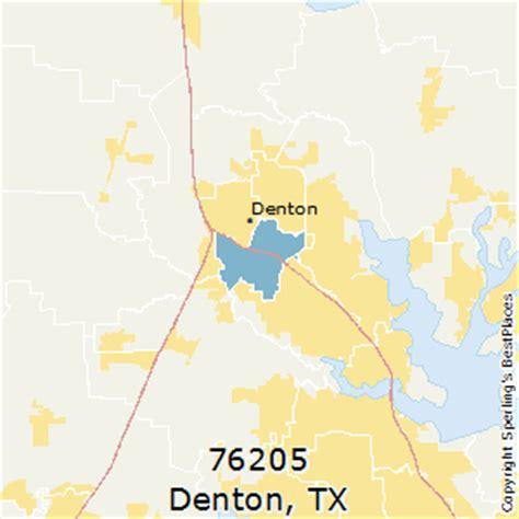 denton texas zip code map best places to live in denton zip 76205 texas
