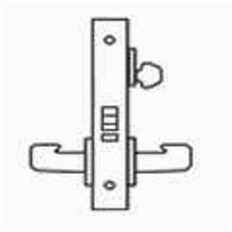 sargent 8200 mortise lever lock body multifunction