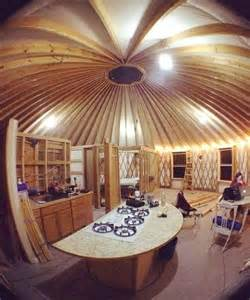 idb home design inc one couple s off the grid yurt in montana investor