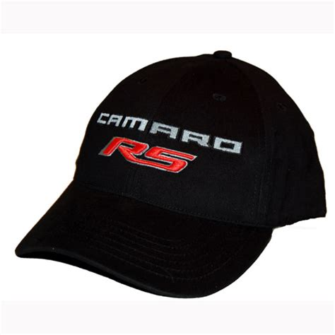 chevy camaro hats chevrolet camaro rs rally sport hat