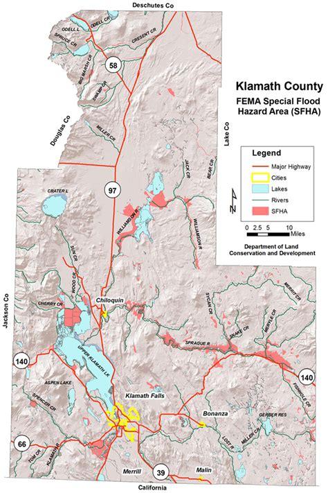 map of klamath oregon map of klamath county oregon oregon map