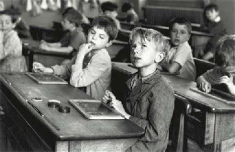 robert doisneau , l'information scolaire, 1956 | christie's