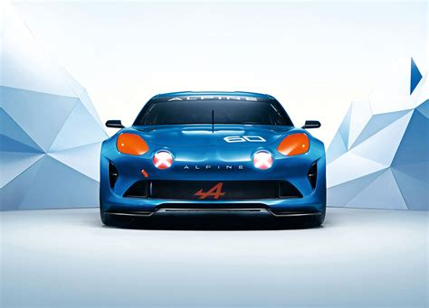 renault alpine celebration renault alpine concept celebration front carsautodrive