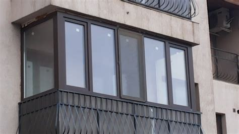 verande in alluminio per balconi verande in alluminio generaltek
