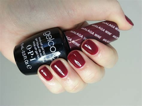 opi wine color opi gel color malaga wine search health and