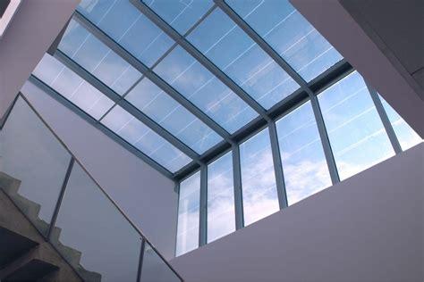 solar sky lights onyx solar bipv glass skylights by arcplan consulting