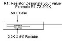commercial resistor values hvac kit stops theft of air conditioning coils on homes and commercial buildings