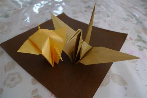 Origami Origin - origami crane origin comot