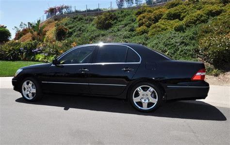 buy used 2005 lexus ls430 ultra luxury edition in clifton colorado united states
