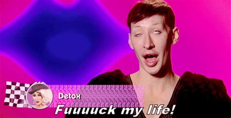 Detox Icunt Meme by Rupauls Drag Race Dr Gif Find On Giphy