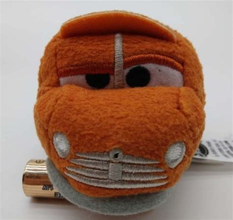 Tsum Tsum Cars Smokey Preview Of The Upcoming Smokey Tsum Tsum From The Cars 3