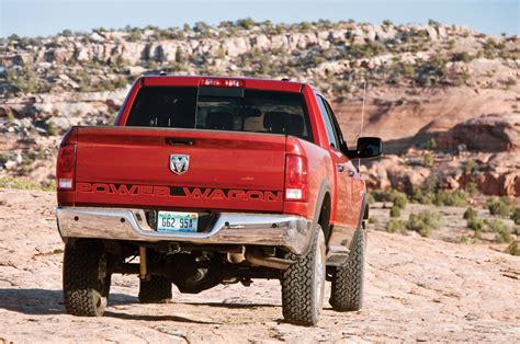 2013 vs 2014 ram 2500 2013 vs 2014 ram 2500 power wagon styling showdown