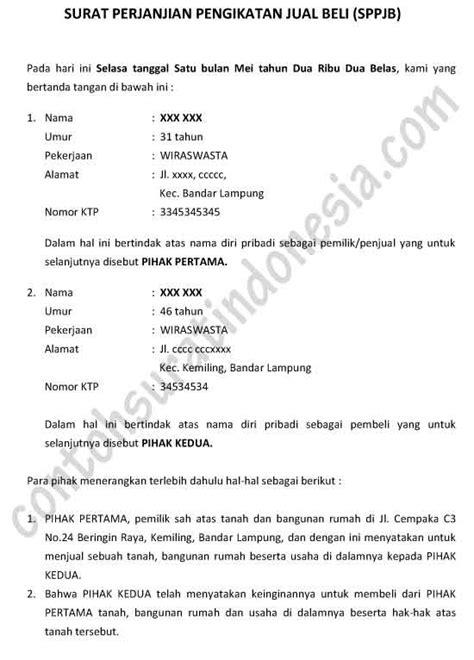 contoh surat kuasa hibah wisata dan info sumbar
