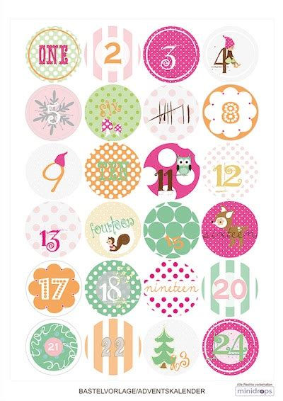 free printable advent calendar number tags my favorite advent calendars to make for 2014 things to