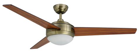 Ceiling Light Spares vegalight ceiling fan in antique brass