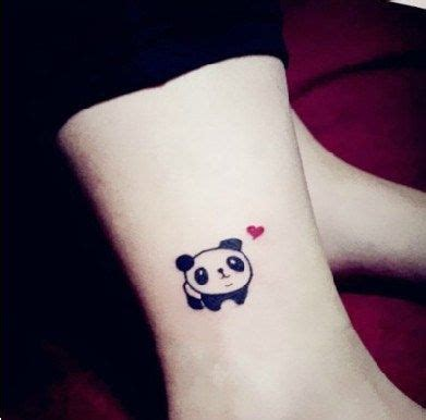 panda tattoo temporary indie pop pandas and hand drawings on pinterest
