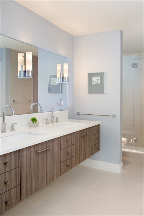 master badezimmer vanity stageneck modern style bathroom portland maine
