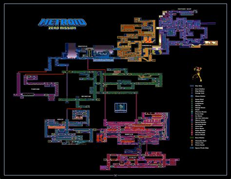 metroid map 100 metroid map sm metroid redesign metroid item sub menu map theme