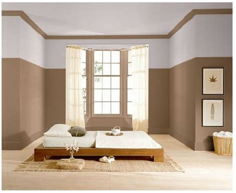 two tone paint colors for master bedroom interesting - Two Tone Colors For Bedrooms