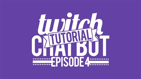 tutorial quotes mirc tutorial how to make a twitch chat bot 4 quotes