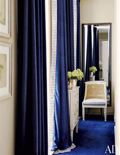 dark blue curtains bedroom timothy whealon transforms a monte carlo home into a light