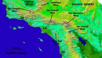 southern california mountain ranges map pol politically incorrect 187 thread 73548290
