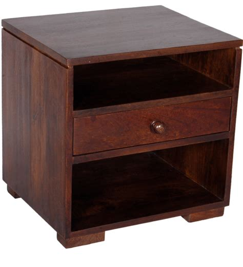 Valencia Side Table Valencia Bed Side Table In Provincial Teak Finish By Woodsworth By Woodsworth