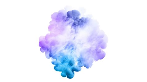 smoke color colored smoke radial explosion on white motion with