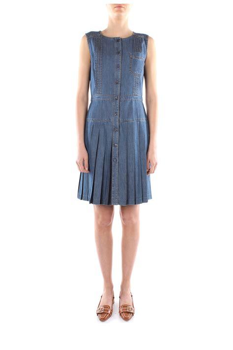 Gea Tunic 1 dresses prada cotton blue gea074bleu ebay