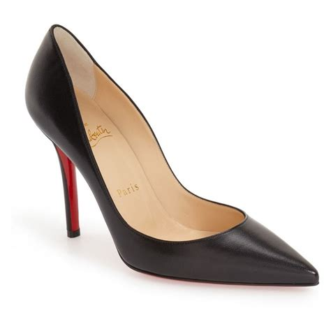 are christian louboutins comfortable 10 best comfortable work heels 2017 rank style