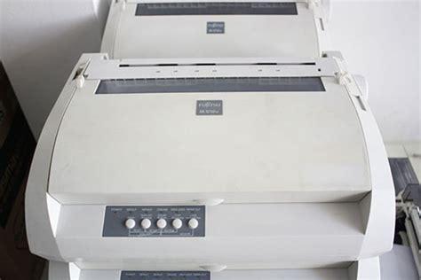 Harga Printer Dot Matrix Fujitsu printer dot matrix fujitsu dl3750 berkualitas