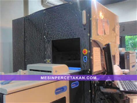 Mesin Indigo jual hp indigo 3550 seken mesin cetak