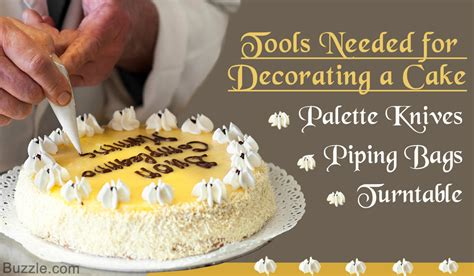 decoration of cakes at home 7 essential tools you need for decorating a cake at home