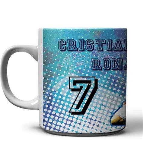 Mug Cristiano Ronaldo the nodding cristiano ronaldo real madrid mug buy at best price in india snapdeal