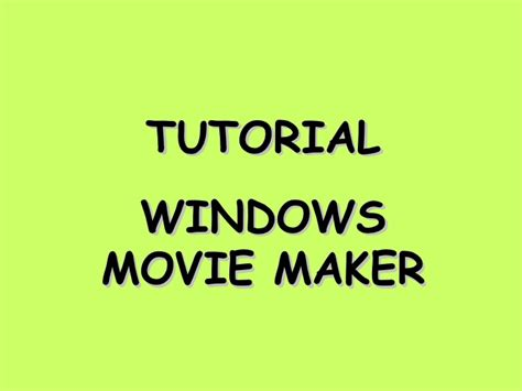Tutorial Edição Videos Windows Movie Maker | tutorial movie maker