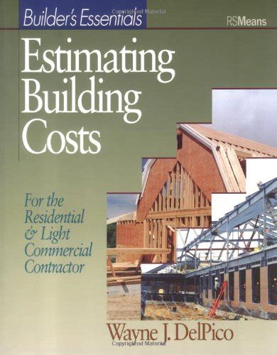 estimating building costs estimating building costs from r s means at the book checkout