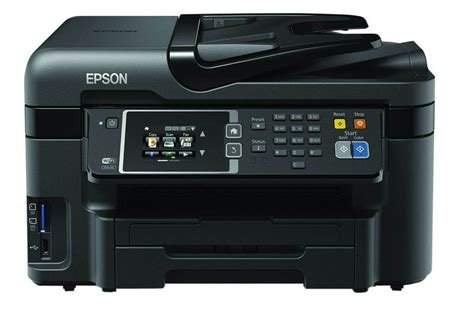 Printer Epson Wf 3620 review epson workforce wf 3620 printers pc tech authority