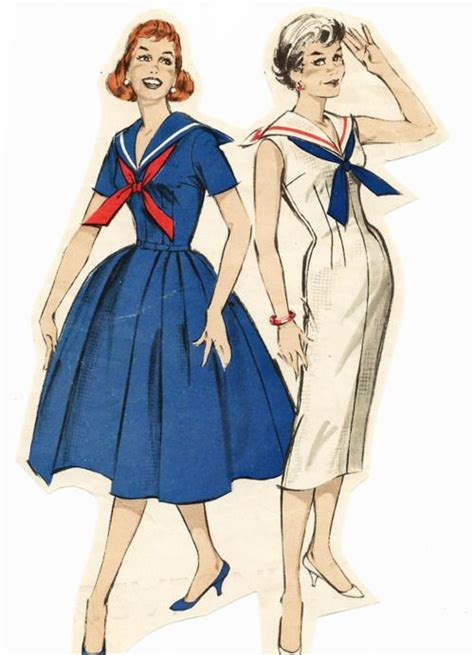 Blue Sailor Wide Collar Blouse 17 best images about middy blouses on blouses