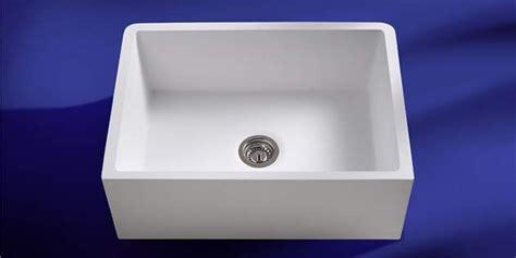 corian 690 farm sink kitchen sinks corian 174 dupont usa