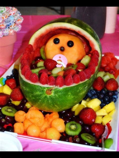 Baby Shower Fruit Tray by Baby Shower Fruit Tray Baby Brunch 2013