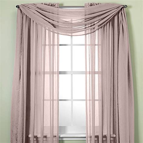 crushed voile sheer curtains crushed voile sheer window curtain panel
