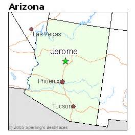 best places to live in jerome arizona