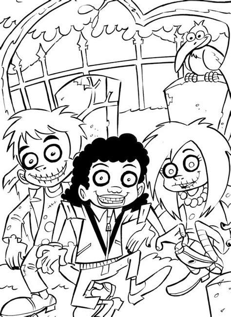 dibujos para colorear zombies colorear a los zombies imagui