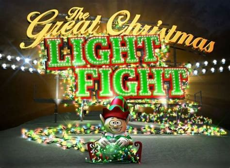 the great christmas light fight the great christmas light fight trailer next episode