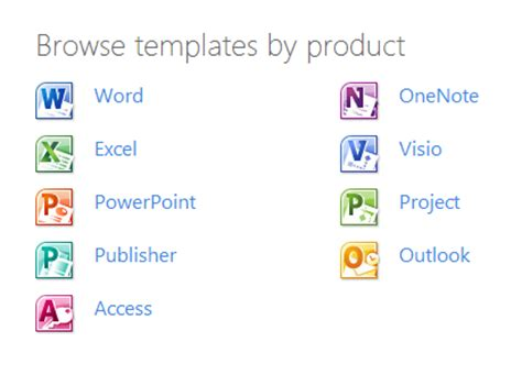 Microsoft Free Templates microsoft office templates the knownledge