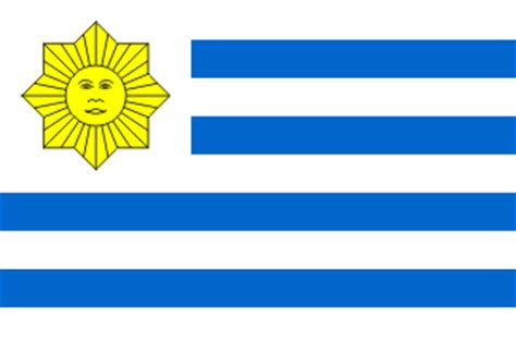 historical flags of uruguay