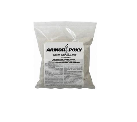 ARMOR GRIP NON SKID ADDITIVE   ArmorPoxy Floor Products