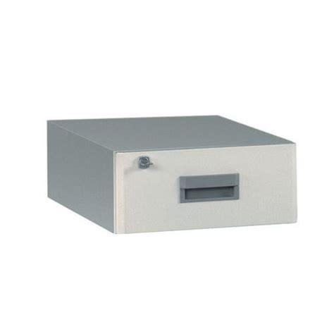 bloc 1 tiroir hauteur 15 cm manutan fr