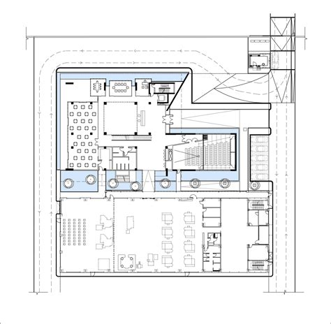 house plans architect gallery of taegutec office building tago architects 11